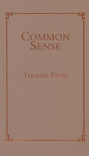 Common Sense 9781557094582