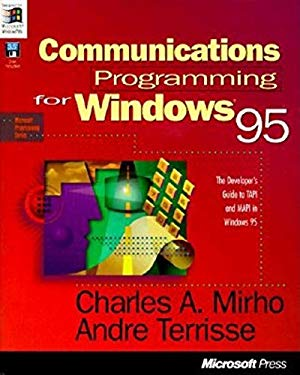 Communications Programming for Windows 95 9781556156687