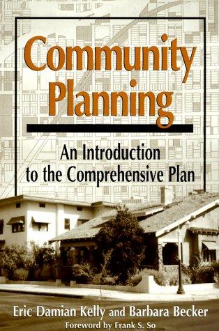 Community Planning, P 9781559635400