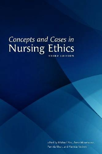 Concepts and Cases in Nursing Ethics, Third Edition 9781551117355