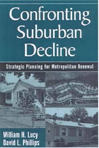 Confront Suburban Decline, P 9781559637701