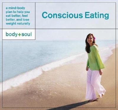 Conscious Eating [With Conscious Eating GuideWith 40 Meditation Cards] 9781559617758