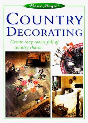 Country Decorating 9781558705043