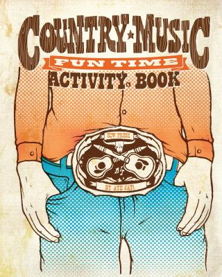 Country Music Fun Time Activity Book 9781550228861