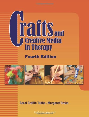 Crafts and Creative Media in Therapy 9781556429767