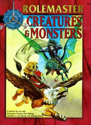 Creatures & Monsters 9781558065529