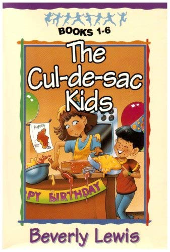 Cul-de-Sac Kids Boxed Set 9781556618048