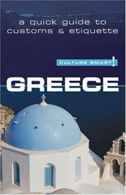Culture Smart! Greece 9781558688438