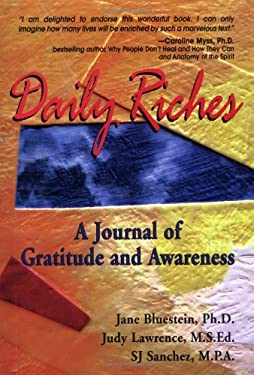 Daily Riches: A Gratitude Journal 9781558745926