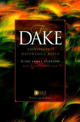 Dake Annotated Reference Bible-KJV 9781558290730