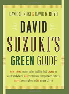 David Suzuki's Green Guide 9781553652939