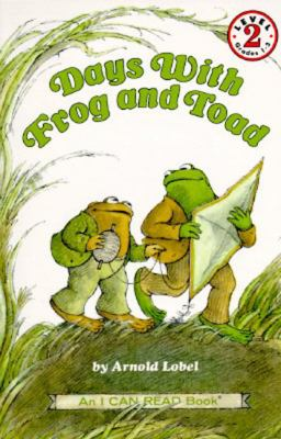 Days with Frog and Toad Book and Tape [With] Book 9781559942270
