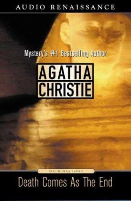 Death Comes as the End: Agatha Christie Audio Mystery Agatha Christie and Jenny Funnell
