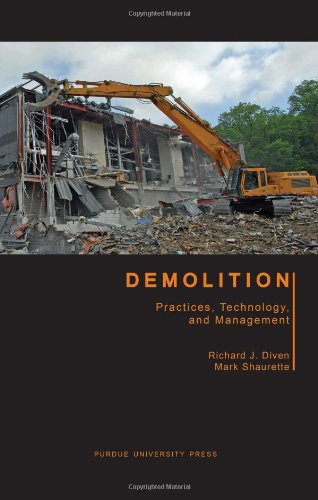Demolition: Practices, Technology, and Management 9781557535672