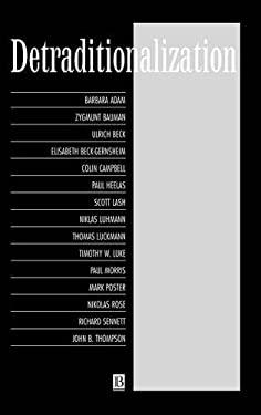 Detraditionalization 9781557865540