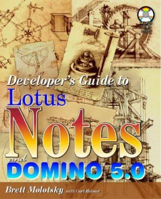 Dev GD/Lot Notes&dom 5.0 [With CDROM] 9781556226434