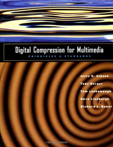 Digital Compression for Multimedia: Principles & Standards 9781558603691