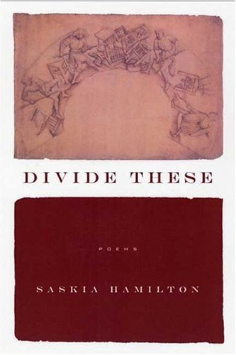 Divide These: Poems 9781555974220