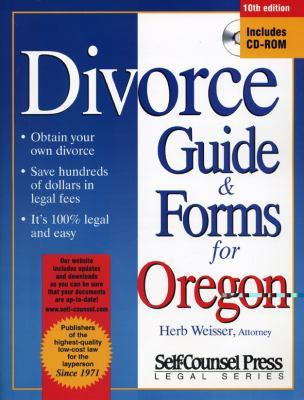 Divorce Guide for Oregon 9781551805856