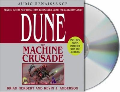 Dune: The Machine Crusade 9781559279451