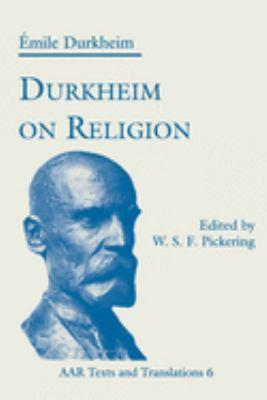 Durkheim on Religion 9781555409814