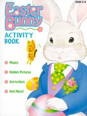 Easter Bunny Activity Book 9781552540763
