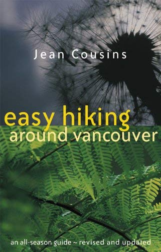 Easy Hiking Around Vancouver 9781550548464