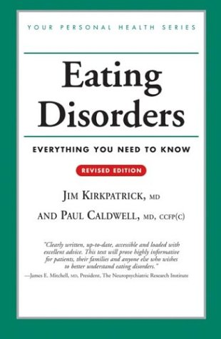 Eating Disorders: Everything You Need to Know 9781552979761