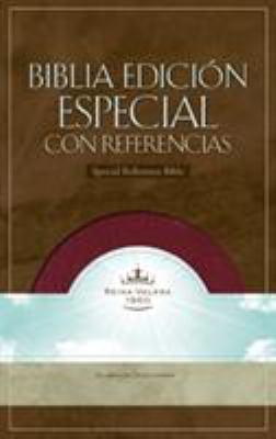 Edicion Especial Con Referencias-RV 1960 9781558193956