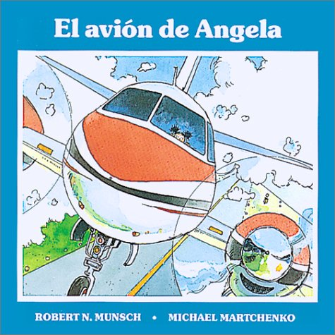 El Avion de Angela 9781550371895