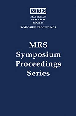 Electrically Based Microstructural Characterization II: Volume 500 9781558994058
