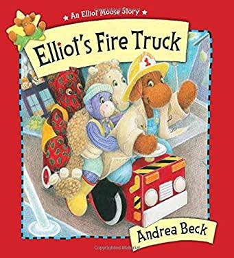 Elliot's Fire Truck 9781554691432