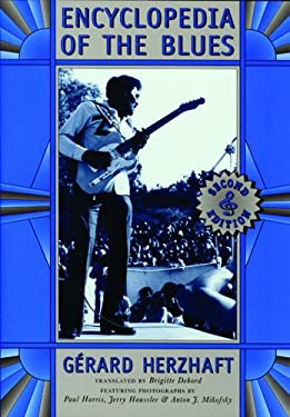 Encyclopedia of the Blues, 2nd Edition 9781557284525
