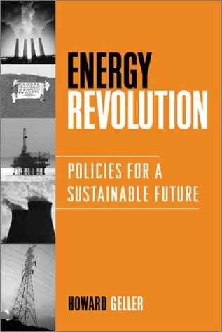 Energy Revolution: Policies for a Sustainable Future 9781559639651