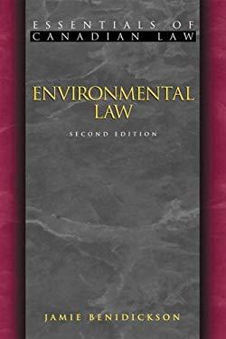 Environmental Law 9781552210611