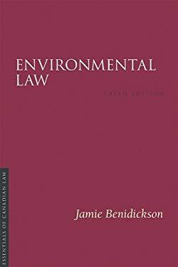 Environmental Law 9781552211311