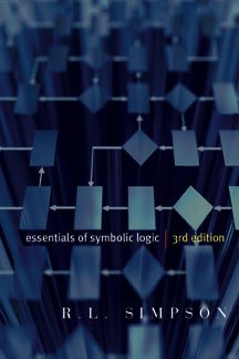 Essentials of Symbolic Logic, Third Edition 9781551118932
