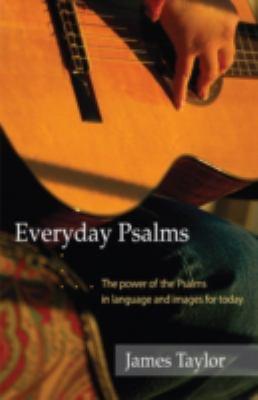 Everyday Psalms 9781551450452