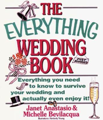 Everything Wedding Book 9781558502765