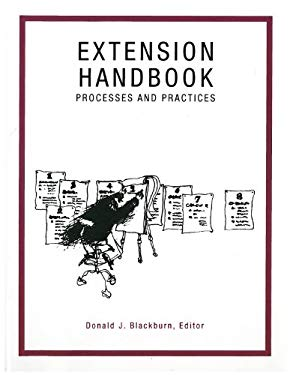 Extension Handbook: Processes and Practices 9781550770520