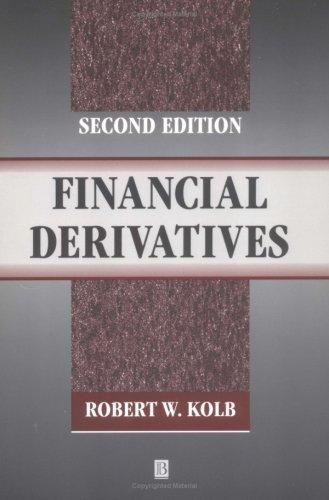 Financial Derivatives 9781557869302