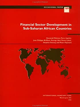 Financial Sector Development in Sub-Saharan African Countries 9781557757586