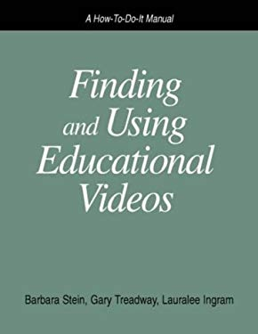 Finding and Using Education Videos 9781555702786