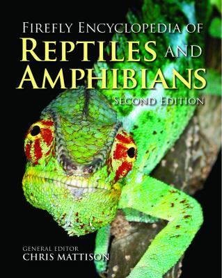 Firefly Encyclopedia of Reptiles and Amphibians 9781554073665