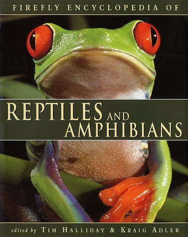Firefly Encyclopedia of Reptiles and Amphibians 9781552976135