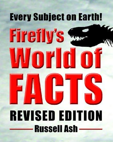 Firefly's World of Facts 9781554074990