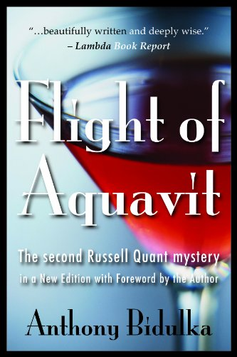 Flight of Aquavit 9781554830305