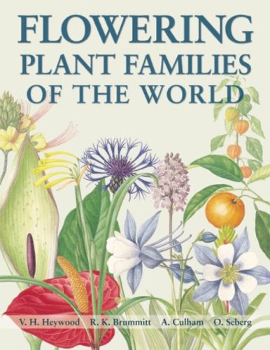 Flowering Plant Families of the World 9781554072064