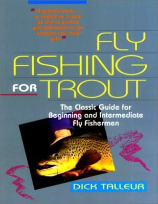 Fly Fishing for Trout 9781558212138