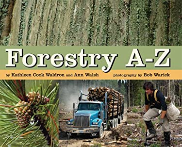 Forestry A-Z 9781551435046